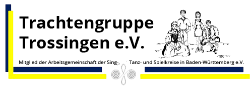 Trachtengruppe Trossingen e.V. Logo